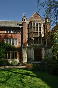 College Chapel exterior