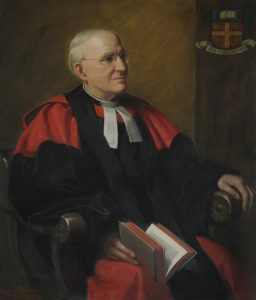 The Revd Dr R. Newton Flew