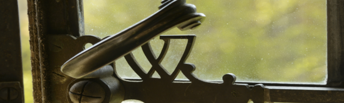 Wesley Window detail